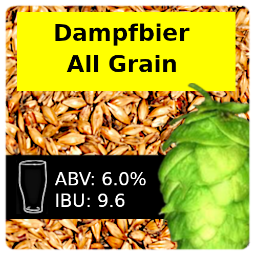 SoCo - Dampfbier - All Grain