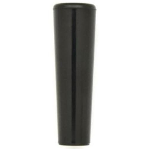 Faucet Tap Handle - Short Black Plastic