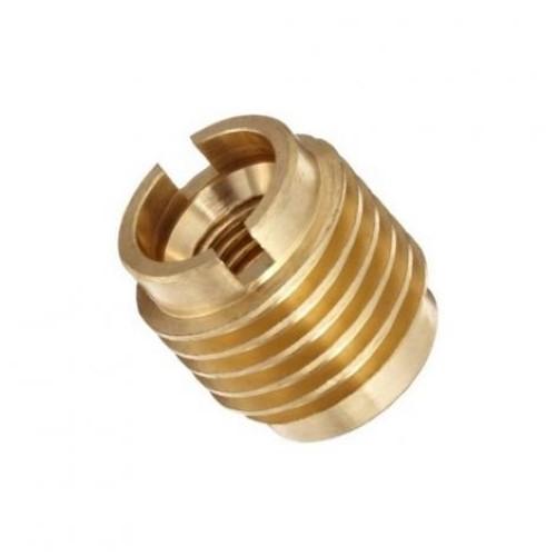 Internal Ferrule Inserts for Faucet Knobs - Brass
