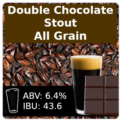 SoCo - Double Chocolate Stout - All Grain