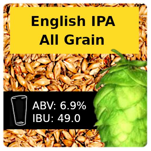 SoCo - English IPA - All Grain