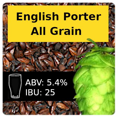 SoCo - English Porter - All Grain