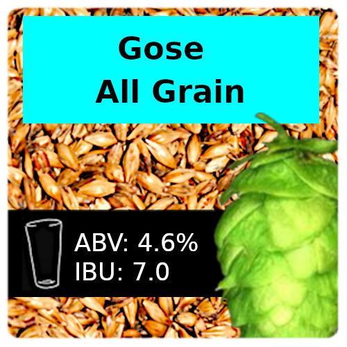 SoCo - Gose - All Grain