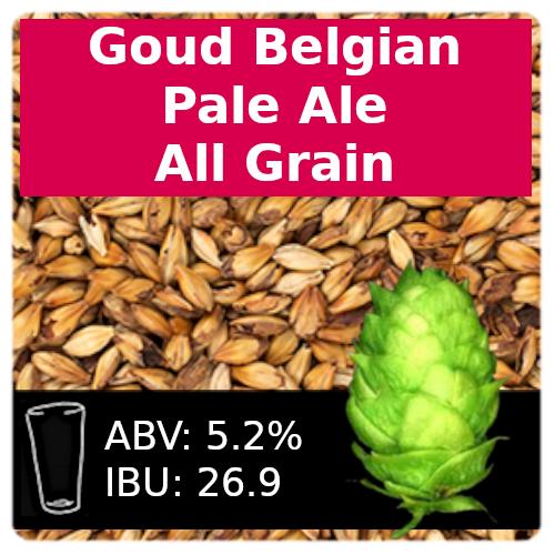 SoCo - Goud Belgian Pale Ale - All Grain