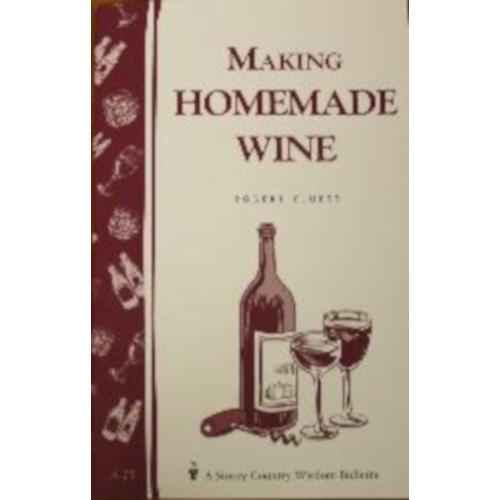 Making Homemade Wine Book