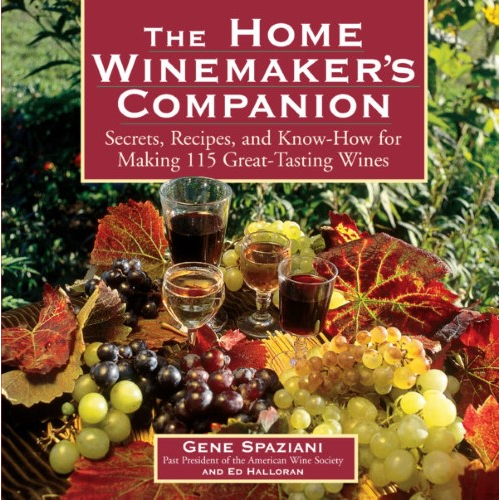 The Home Winemaker's Companion Book