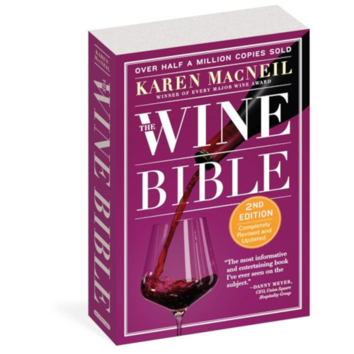The Wine Bible Book