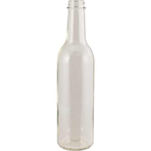 375 mL Clear Wine Bottles - Screw Top - 1 Count
