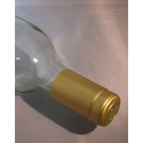 PVC Shrink Capsules - Gold