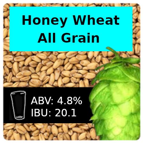 SoCo - Honey Wheat - All Grain
