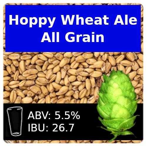 SoCo - Hoppy Wheat - All Grain