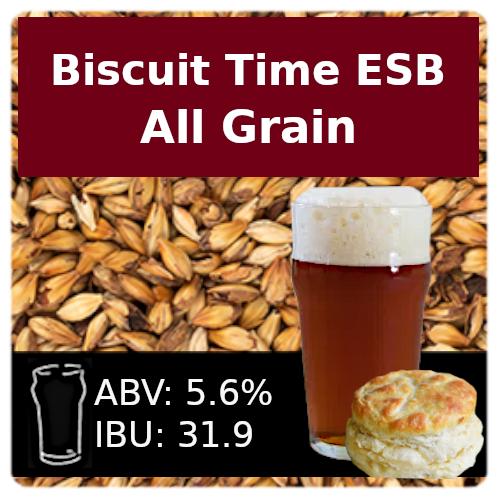 Biscuit Time ESB - All Grain