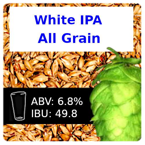 SoCo - White IPA - All Grain