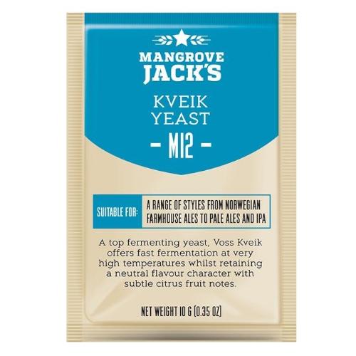 Mangrove Jack Kveik Yeast