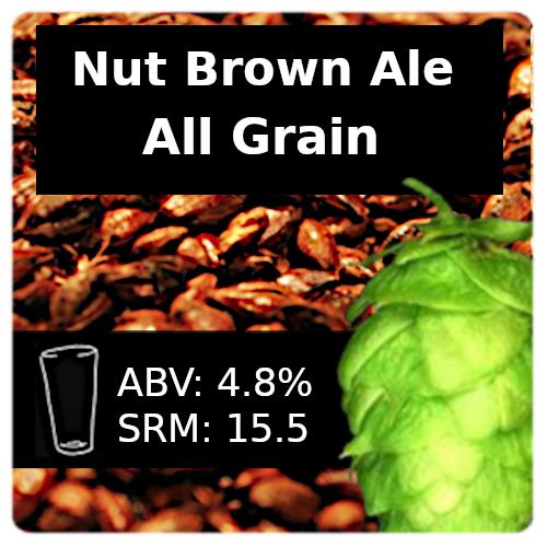 SoCo - Nut Brown Ale - All Grain