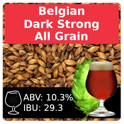 SoCo - Belgian Dark Strong Ale - All Grain