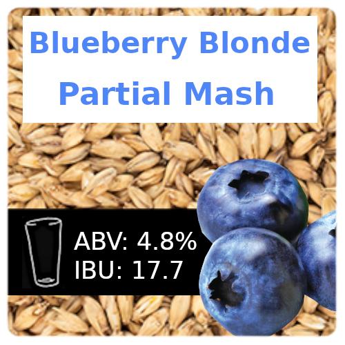 Partial Mash Blueberry Blonde