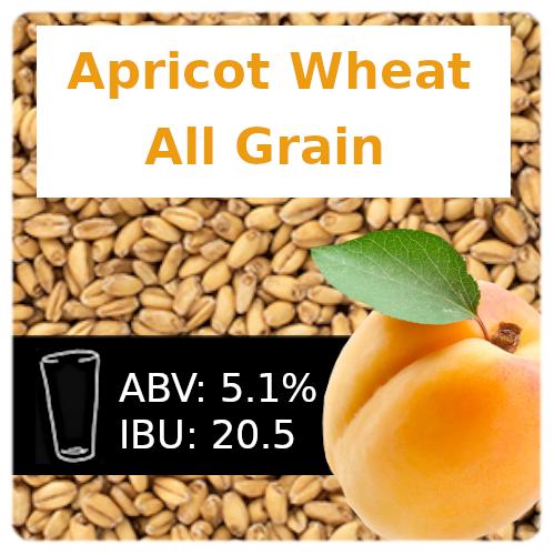 Apricot Wheat Ale All Grain
