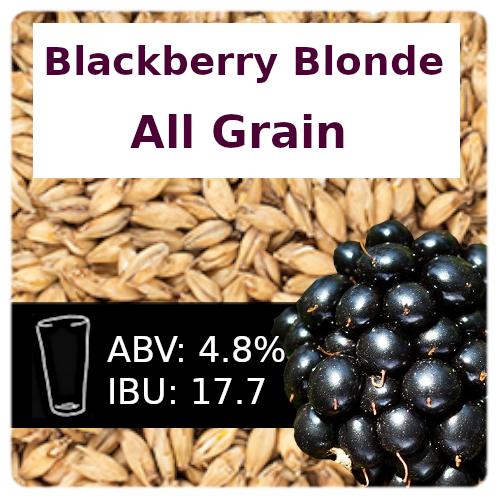 Blackberry Blonde All Grain