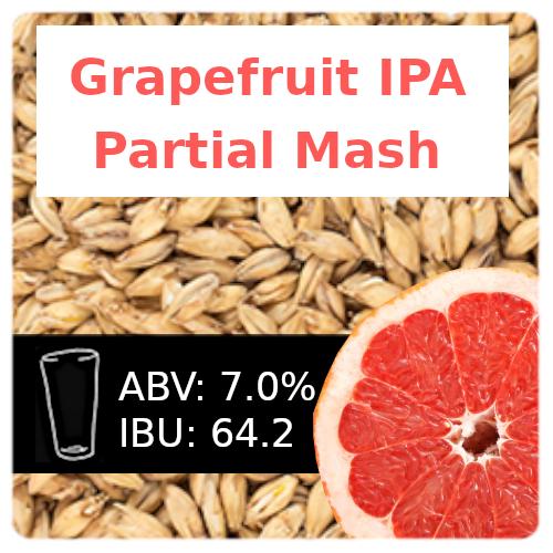 SoCo Grapefruit IPA Partial Mash