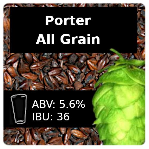 SoCo - Porter - All Grain
