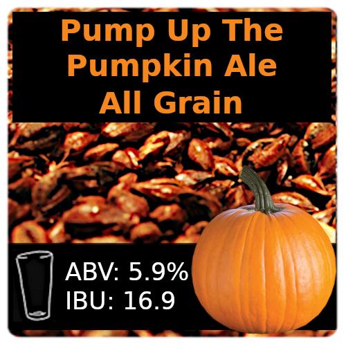 SoCo - Pump Up The Pumpkin Ale - All Grain