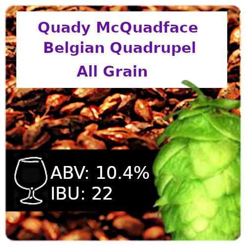 SoCo - Quady McQuadface - All Grain