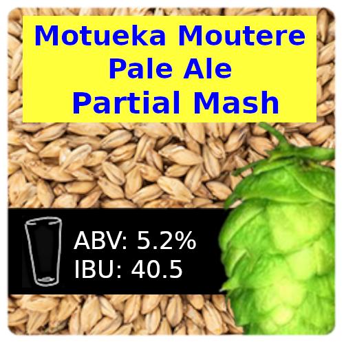 SoCo Motueka Moutere Pale Ale Partial Mash Recipe Kit