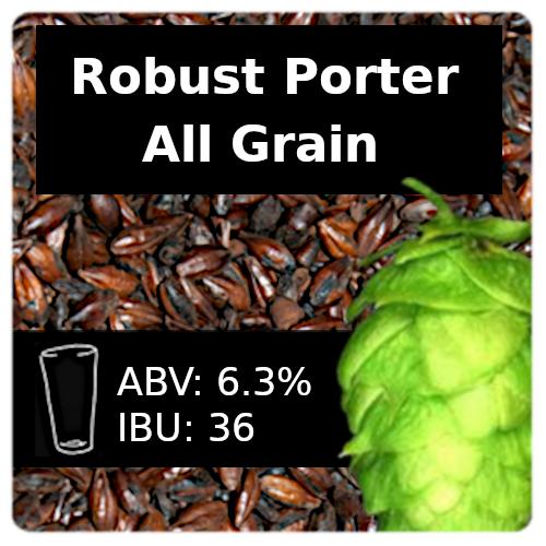 SoCo - Robust Porter - All Grain