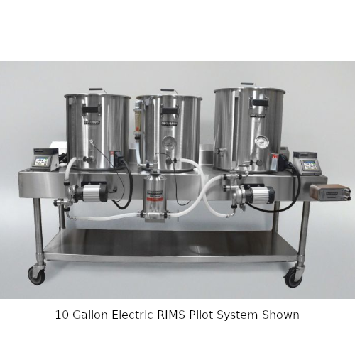 Blichmann 15 Gallon Electric RIMS Pilot System