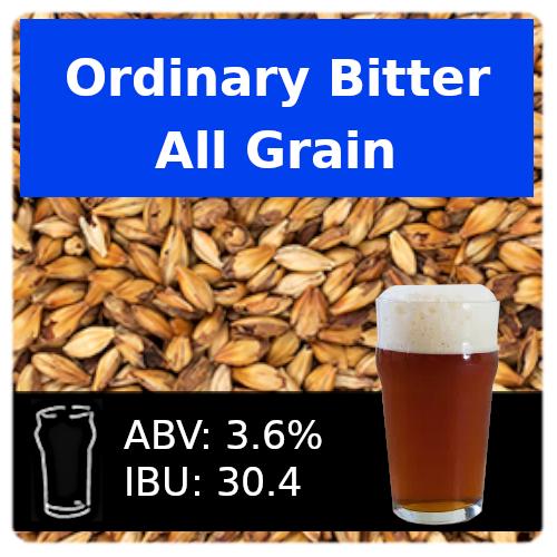 SoCo Ordinary Bitter All Grain Recipe Kit