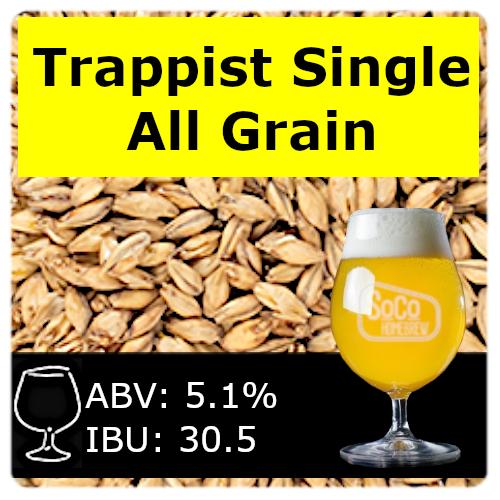 SoCo Trappist Single - All Grain