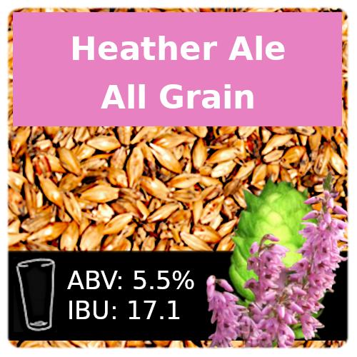 SoCo Heather Ale All Grain Recipe Kit