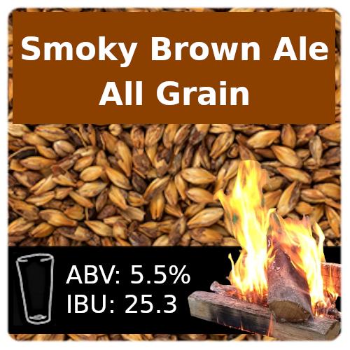 SoCo Smoky Brown Ale All Grain Recipe Kit