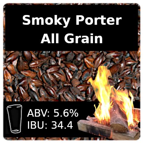 SoCo Smoky Porter All Grain Recipe Kit