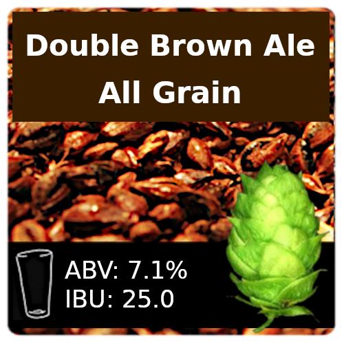 SoCo Double Brown Ale All Grain Recipe Kit