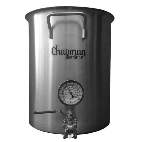 Chapman 20 Gallon Heavy Duty Kettler Brew Pot