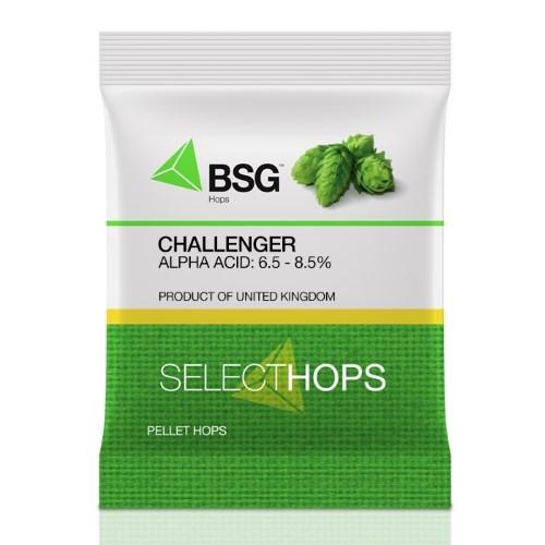8 oz bag of CHALLENGER HOP PELLETS