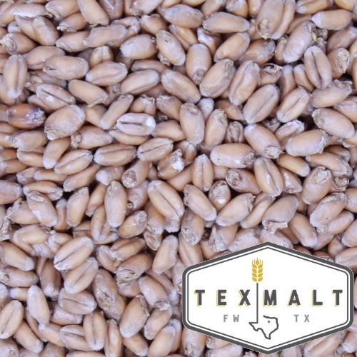 Denton County Wheat Malt (TexMalt) - Per Pound