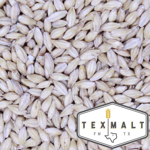 TexMalt 2 Row Distiller's Malt 50 LB