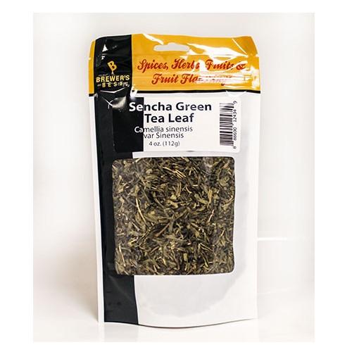 Sencha Green Tea Leaves - 4 oz