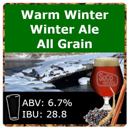 SoCo - Warm Winter - All Grain