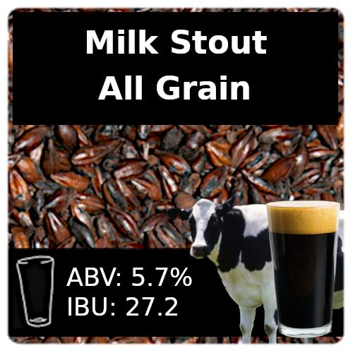SoCo Milk Stout - All Grain