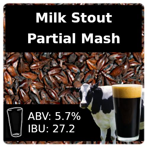 SoCo Milk Stout - Partial Mash
