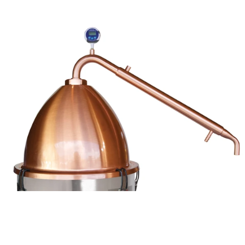 Still Spirits Pot Still Assembly with Copper Dome & Condenser