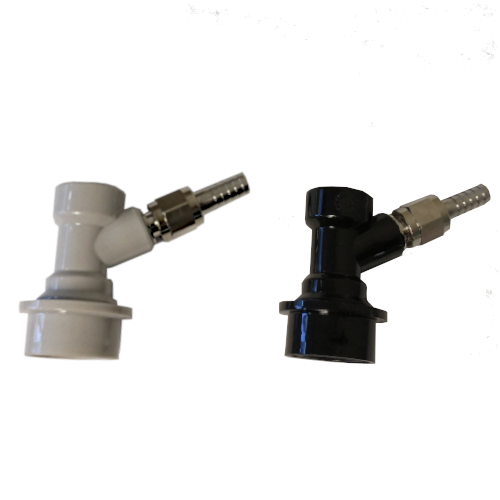 Ball Lock Gas & Liquid Disconnect Set - Threaded