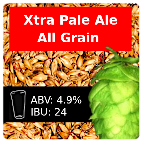 SoCo - Xtra Pale Ale - All Grain