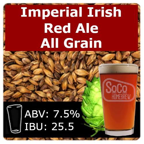 SoCo Imperial Red Ale Recipe