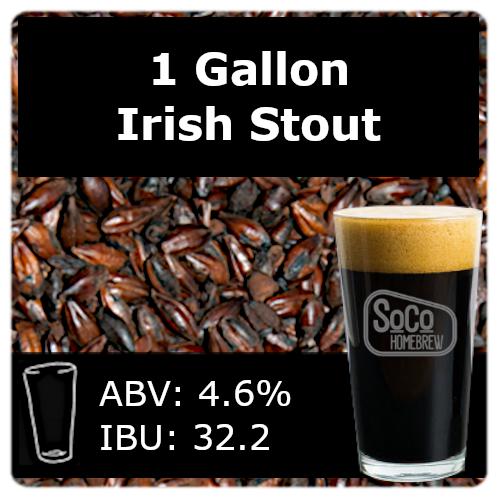 SoCo - Irish Stout - 1 Gallon