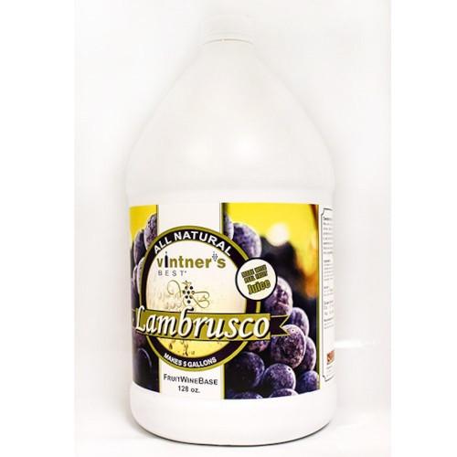 Vintner's Best® Lambrusco Wine Base - 128 oz (1 Gal)